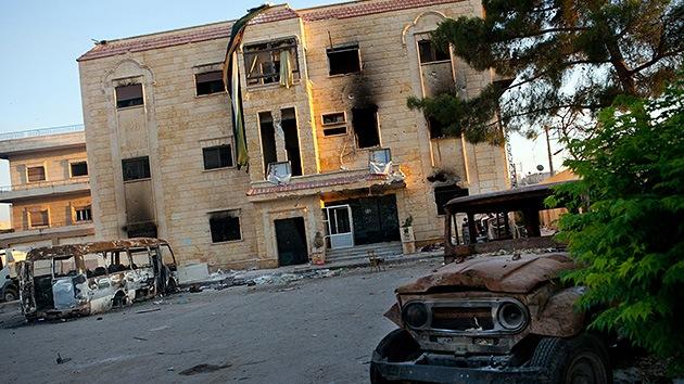 SANA: Los combates en Siria se graban en Qatar