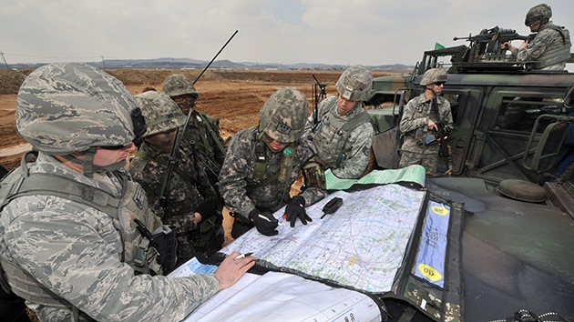"""EE.UU. y Corea del Sur responderán de forma """"proporcional"""" a los ataques de Pyongyang"""