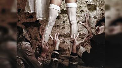 Estonios molestos por una sesión de fotos hecha en un cementerio y publicada por 'Playboy'