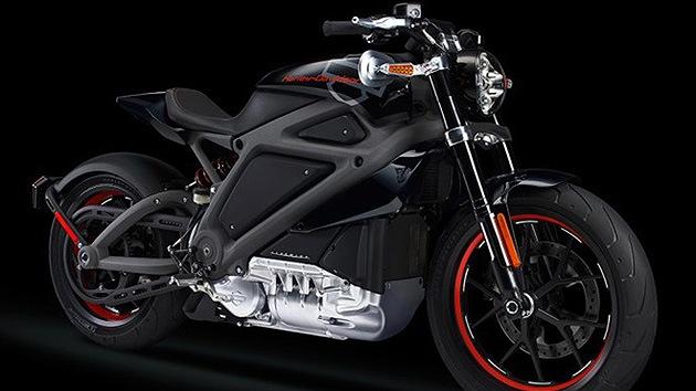 Video: Harley-Davidson desvela su primera motocicleta eléctrica