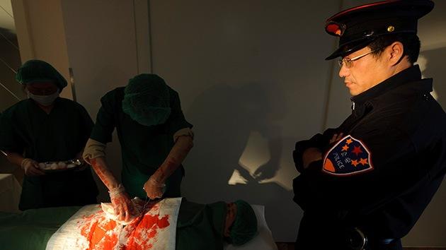 Piden a la ONU que investigue posibles ejecuciones en China para conseguir órganos
