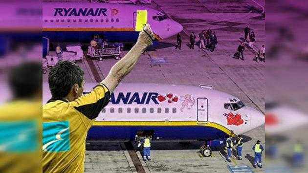 Multa de 3 millones de euros para la irlandesa Ryanair