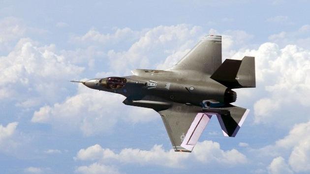 El Pentágono revela 363 defectos en el problemático proyecto del caza F-35