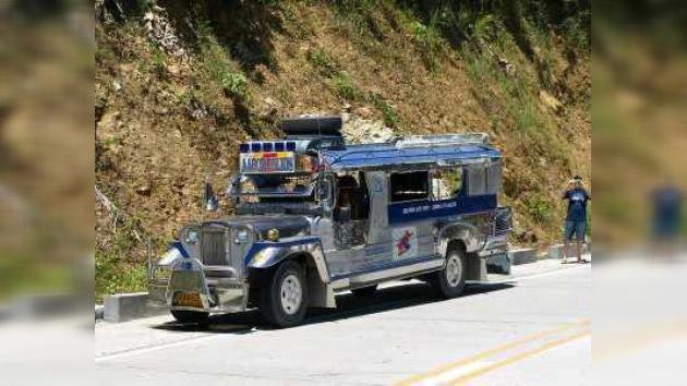 Un accidente de tráfico en Filipinas provoca 15 muertos y 48 heridos