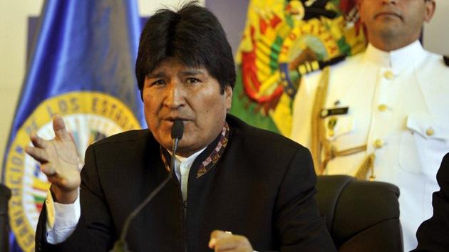 Morales: el fin del calendario maya marca el ocaso del capitalismo y de la coca-cola