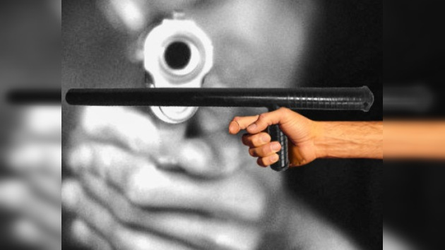 Garrotes de goma, nuevas armas de seguridad privada en Rusia