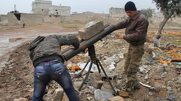 """El Congreso de EE.UU. aprueba en secreto el envío de armas a los rebeldes sirios """"moderados"""""""