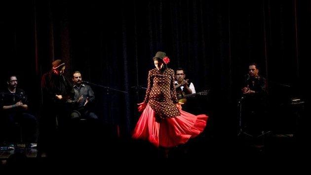 El flamenco es una 'bomba' en Irán