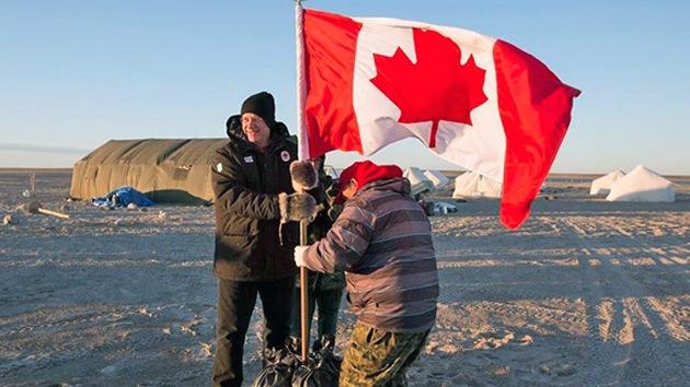 Canadá reclama a la ONU su soberanía sobre el Polo Norte
