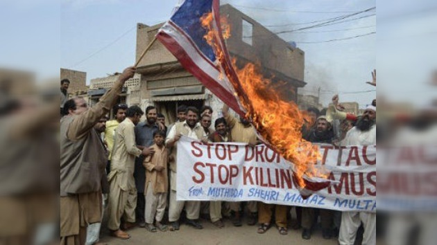 Un nuevo ataque de drones de EE. UU. en Pakistán causa varios muertos