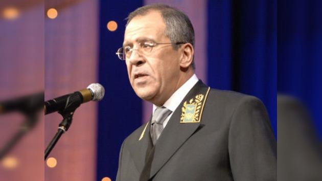Los diplomáticos rusos celebran su día