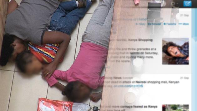 """Supervivientes del asalto en Nairobi: """"Había cuerpos de niños por todas partes"""""""