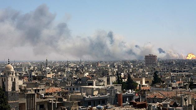 El letal ataque aéreo de hace un año sobre la ciudad siria de Homs pudo ser obra de Israel