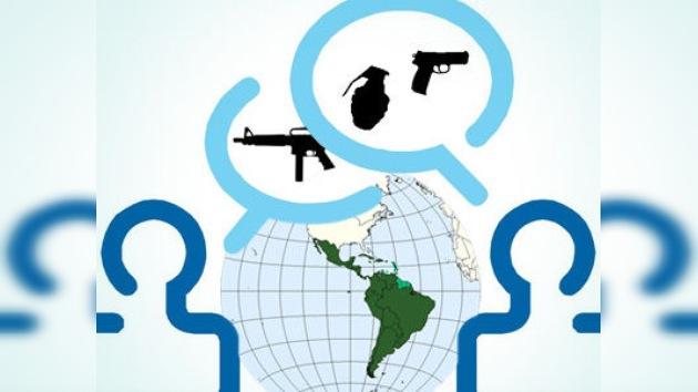 Latinoamérica busca soluciones para limitar el tráfico ilícito de armas