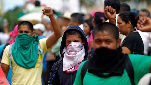 """""""Esos policías me daban mala sensación"""": estudiante de Iguala cuenta cómo sobrevivió"""