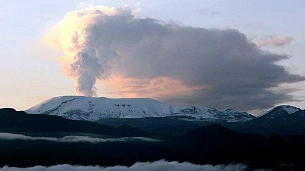 Alerta roja en Colombia por la erupción del volcán Nevado del Ruiz