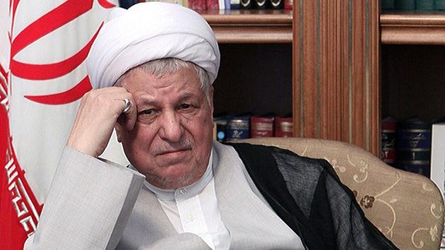 Irán: El ex presidente Rafsanjani se postula como candidato para las presidenciales