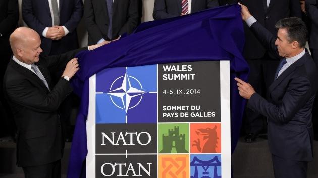 """""""Por la paz en el mundo"""": arranca en Gales una marcha anti-OTAN de tres semanas"""