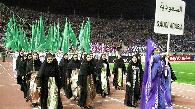 Arabia Saudí 'baja el listón' y permite a sus mujeres competir en las Olimpiadas