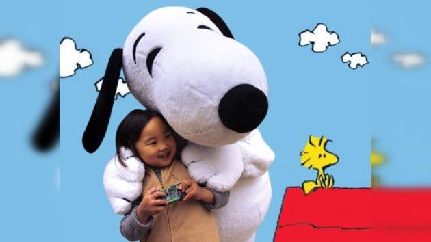 Snoopy es el perro número uno de la cultura popular norteamericana