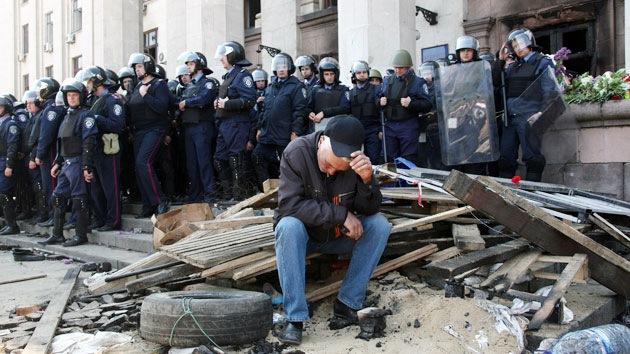 Amnistía Internacional y Human Rights Watch exigen que Kiev investigue la tragedia de Odesa