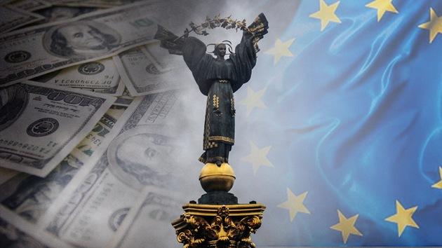 Multinacionales podrían haber patrocinado el 'Euromaidán' en Ucrania en interés propio