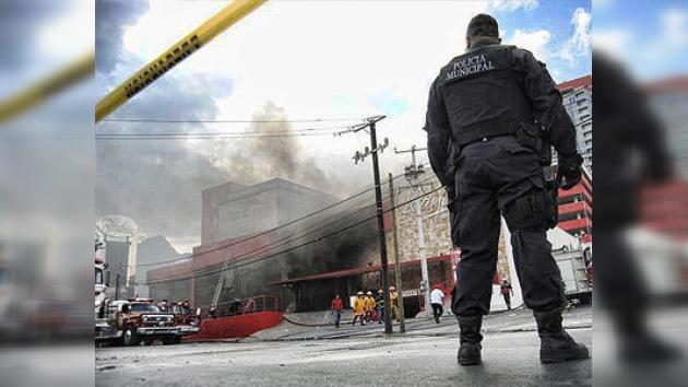 Un policía mexicano, sexto involucrado en el atentado al Casino Royale