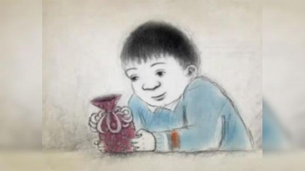 Un corto ruso sobre los últimos niños soviéticos gana un festival de animación
