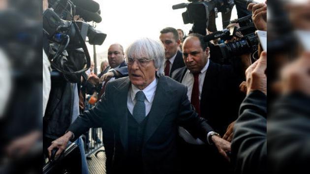 El propietario de la Fórmula 1 expresa su intención de comprar Saab