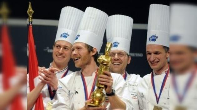 Elegido el país 'rey de la gastronomía' en el Bocuse d´Or
