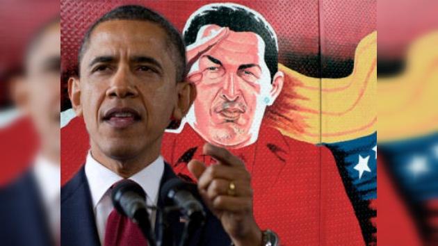 """Chávez llama """"farsante"""" a Obama por criticar a Venezuela: """"jamás seremos una colonia tuya"""""""