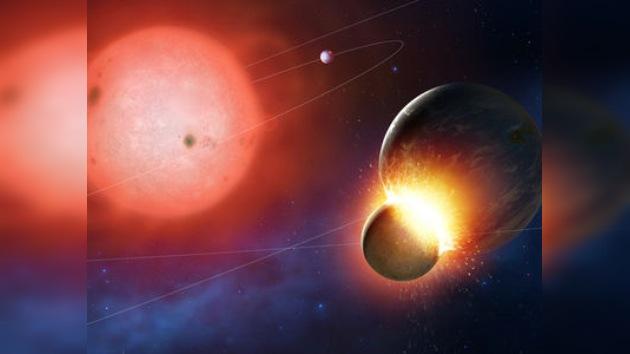 IMÁGENES: Estrellas 'devoran' planetas parecidos a nuestra Tierra
