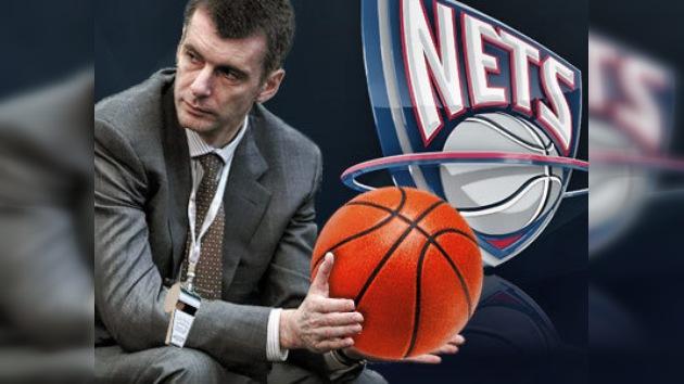 Mijaíl Prójorov compró el club New Jersey Nets