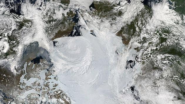 El hielo polar deja paso al cambio climático: para 2054 el Ártico será verde durante meses