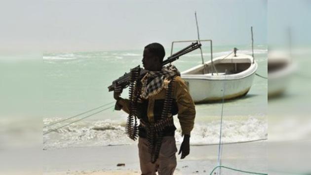 Los piratas somalíes ampliaron su zona de acciones