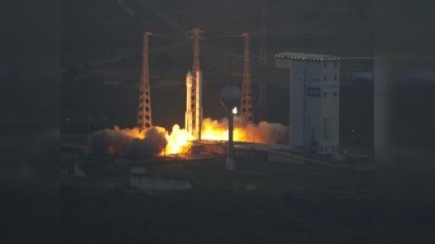 Europa estrena lanzador y pone en órbita nueve satélites