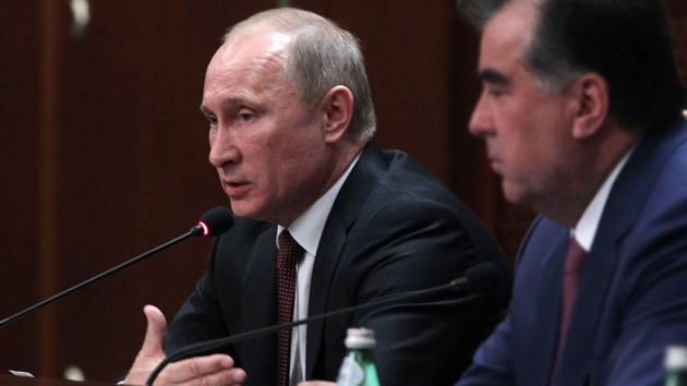 """Putin: La OTAN es un """"atavismo"""" de la Guerra Fría"""