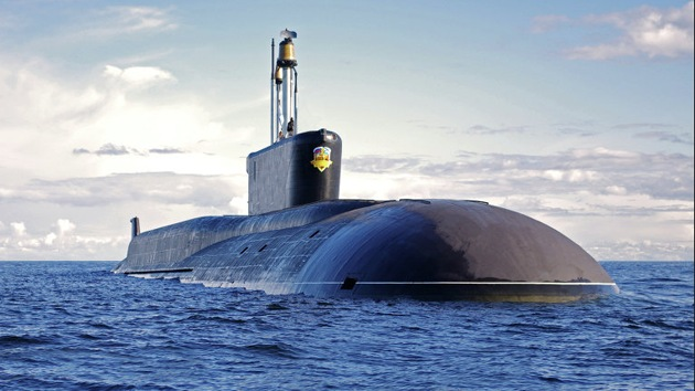 Rusia comienza la construcción de dos submarinos nucleares de distintas clases