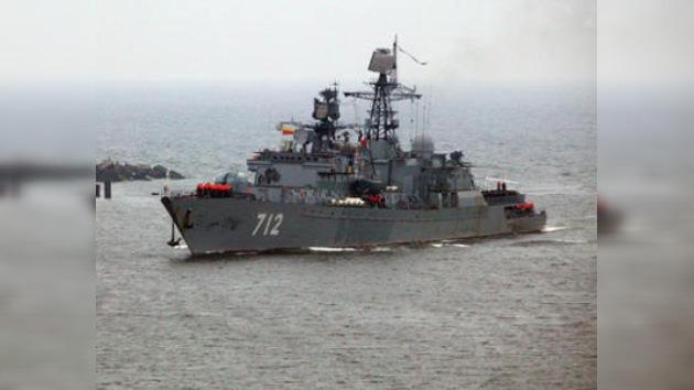 La Marina rusa compartirá información sobre piratas