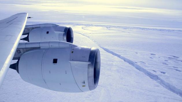 El mayor glaciar de la Antártida hace aguas