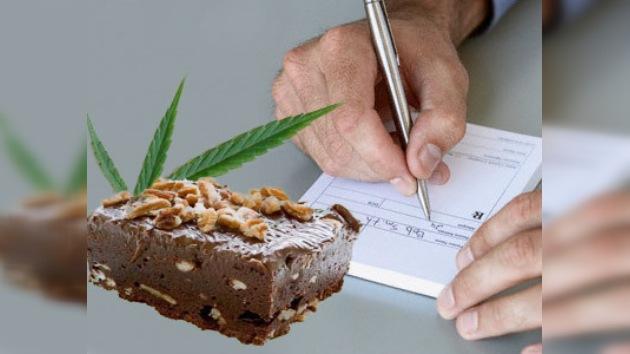 Crece en EE. UU. la cocina con platos de marihuana