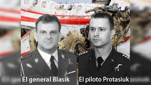 Nuevas pruebas de presiones sobre los pilotos del avión presidencial polaco