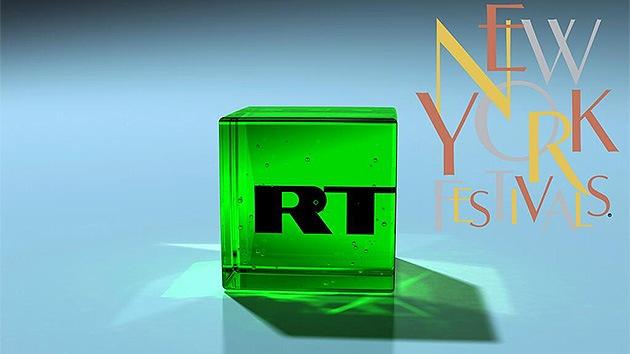 RT gana un oro y dos bronces en el prestigioso Festival Internacional de Cine y TV de Nueva York