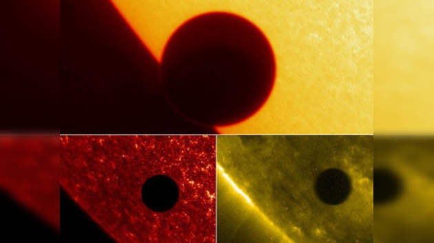 Se aproxima el último cruce que veremos entre Venus y el Sol (VIDEO)