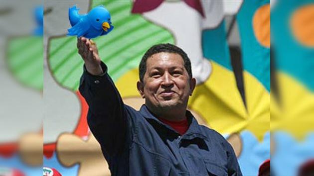"""Chavezcandanga"", nuevo usuario de Twitter"