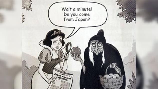 Japón protesta contra una caricatura sobre la radiación de Fukushima publicada en EE. UU.