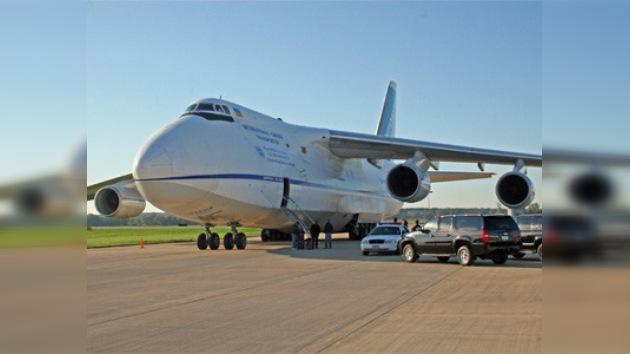 La Fuerza Aérea Rusa recibirá nuevos aviones de carga en 2012