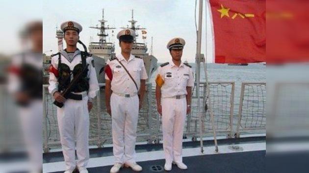 China recela del giro asiático de EE. UU.: que metan la nariz, pero no el cañón