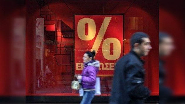 Standard & Poor's podría declarar a Grecia en quiebra