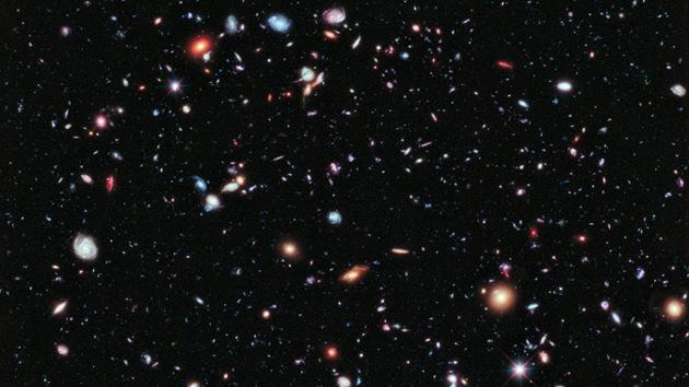 La Nasa ve las profundidades del Universo